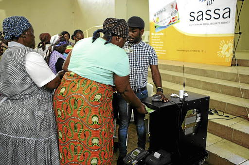 SASSA: Internship Programme Application