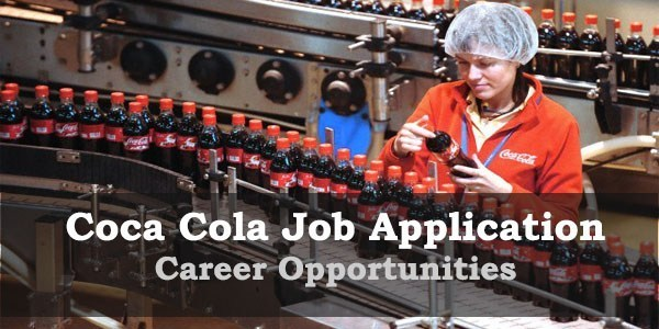 Coca Cola: Packaging Learnership Programme Application