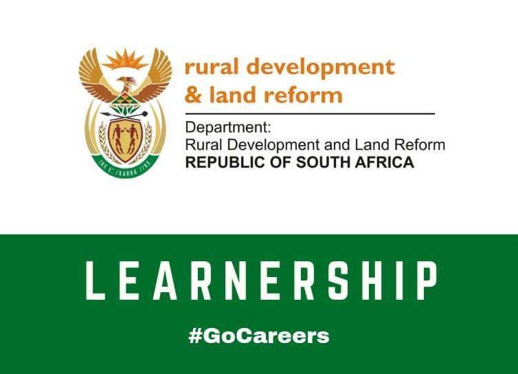 Learnership Posts: Department of Rural Development