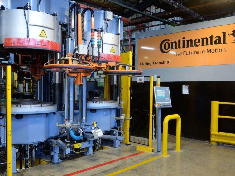Continental Tyres: Internship Posts Applications