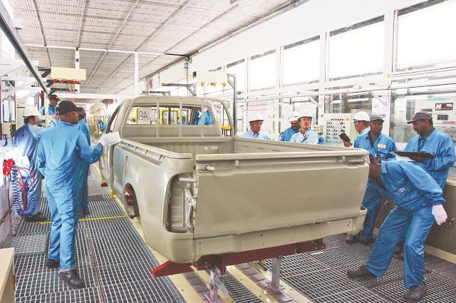 CAREERS: Toyota Inservice Traineeship Programme