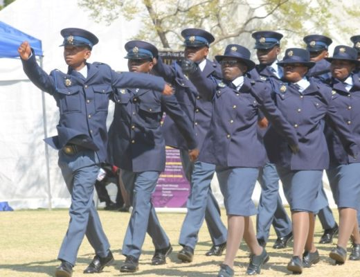 SAPS recruitment Applications for entry level police trainees