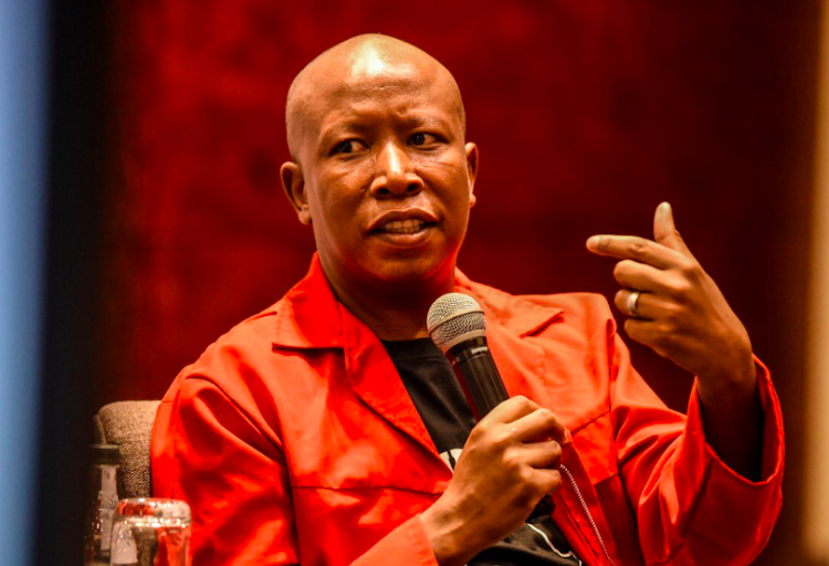 Malema wants unemployment income grants to be made permanent by government
