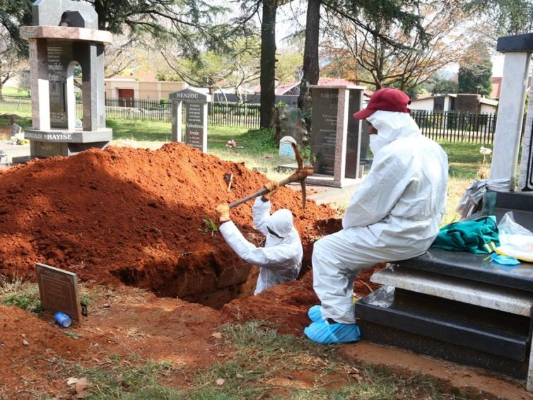 Covid19 body mix up: Family buried a wrong body instead of their father
