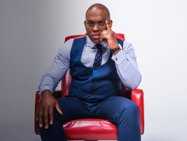 Why #VusiForPresident? Who is Vusi Thembekwayo, read more about him